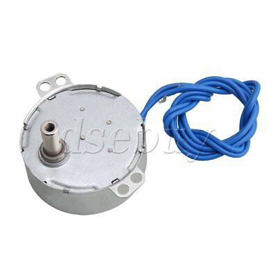 AC 110V Synchronous Motor Speed Reduction Gear Motor 10-12RPM DIY Part