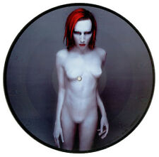 """Marilyn Manson– The Dope Show Vinyl 12"""" 1998 Picture Disc"""