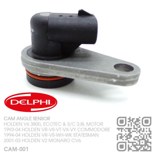 DELPHI CAM ANGLE SENSOR V6 ECOTEC 3.8L [HOLDEN VS-VT-VU-VX-VY COMMODORE & UTE]
