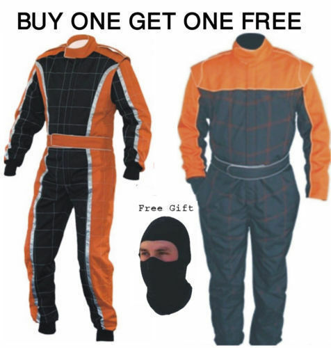 Go Kart Race Suit   Buy One Get One Free   Racing kart   Free Balaclavas