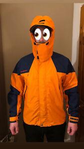 Men's Mammut Waterproof Gore-Tex Balance Project Jacket Size M