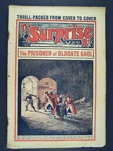 1932-August-20th-Number-25-Vol-1-THE-SURPRISE-Boys-Story-Paper-FREE-SHIP