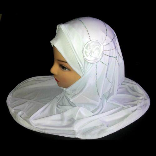 Untertuch Khimar Muslima Hijab Niqab Abaya Esarp 2 teilig Islamisches Kopftuch