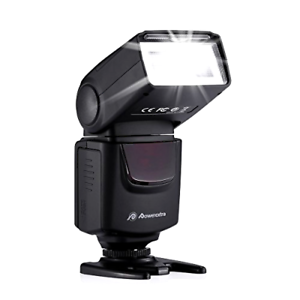 Speedlite-Hotshoe-33-ISO-100-1m-Camera-Flash-for-Canon-Eos-Digital-Rebel-T5i-t6s