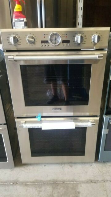 Thermador Professional 30 Inch Double Electric Wall Oven Podc302j