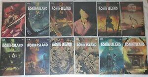 RONIN-ISLAND-1-12-BOOM-STUDIOS-BRAND-NEW-NM-Complete-Greg-Pak-1st-Prints