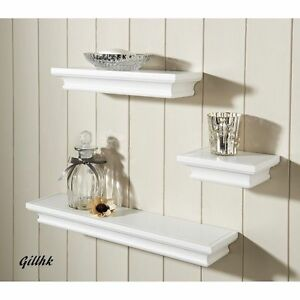 Shabby-Chic-Set-of-3-Wall-Floating-Shelves-available-in-white-and-black