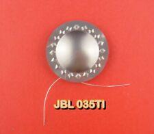 JBL (2 Units) Horn Diaphragm 035Ti for 4312A 4410 4408 4412 L100T L80T L60G L86T