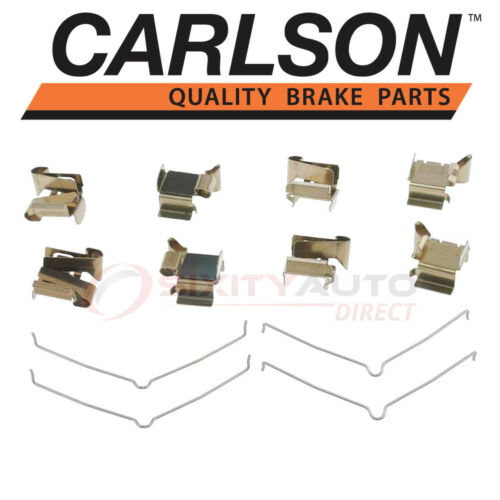 Pad tp Carlson Front Disc Brake Hardware Kit for 2001-2005 Lexus IS300