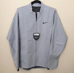 f5850b5e4846 Nike Golf Shield Hyperadapt Storm-FIT Full-Zip Men s Golf Jacket ...