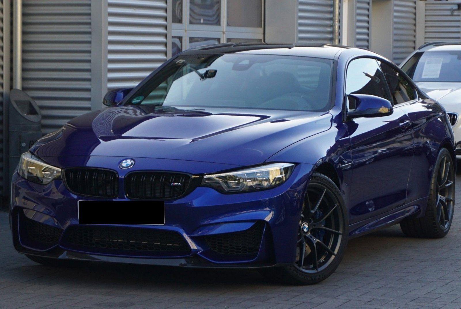 BMW M4 3,0 Coupé CS aut. 2d