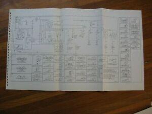 1975 Ford Bronco Wiring Diagrams Schematics ORIGINAL | eBay