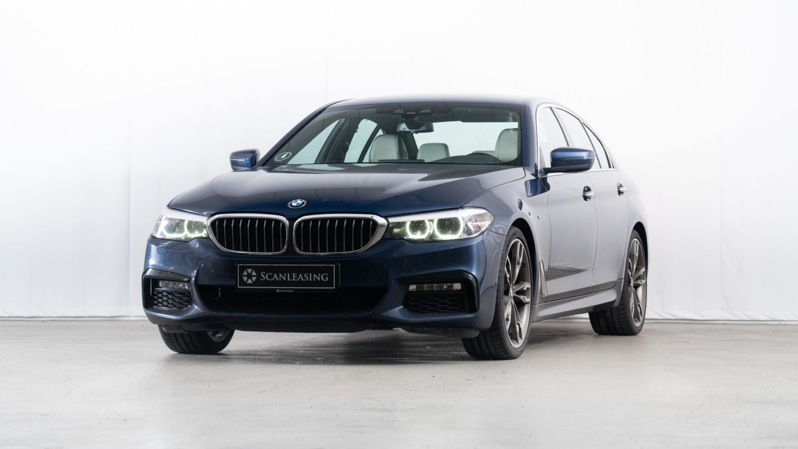 BMW 520d 2,0 aut. 4d - 429.900 kr.