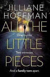 All-the-Little-Pieces-de-Hoffman-Jilliane-Livre-etat-bon