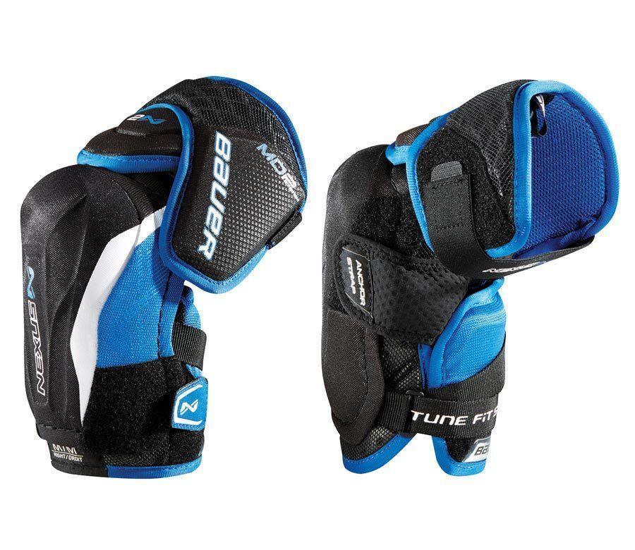 Protección Para Codos Bauer Bauer Bauer Nexus 2n S18 Senior -eishockey Hockey In-line  con 60% de descuento