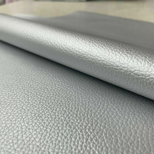 PU Leather Fabric Faux Clothing Vinyl Car Interior Decor Bow Bag DIY Sewing