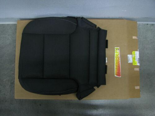 2014-2018 SILVERADO SIERRA BLACK CLOTH FRONT SEAT BOTTOM COVER NEW GM 84549871