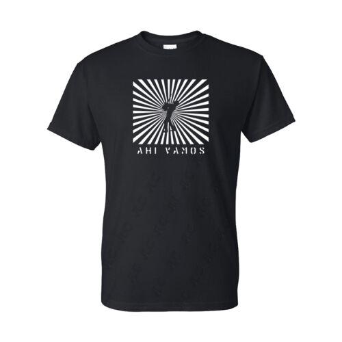 Rock de los 80/'s playera NEW Gustavo Cerati Ahi Vamos T-Shirt