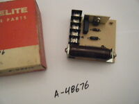 Homelite Generator Idle Control Kit P/n A-48676 Fits: 174a27-1a & Others