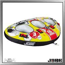 Jobe Triplet 3 Personen Tube / Towable / Funtube für Boot Jetski