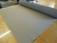 6 Yards 300x600d Tan Pvc Backed Polyester 12.5 Oz. Waterproof Free Shipping