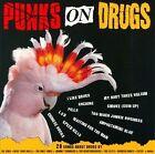 Punks on Drugs! by Various Artists (CD, Jul-2002, Jungle (Punk U.K.))