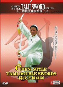 Chen-Style-Taijiquan-Chen-Style-TaiJi-Taichi-Double-Sword-Chen-Guizhen-DVD