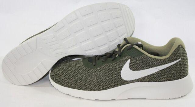939dca800b21 NEW Mens NIKE Tanjun SE 844887 303 Cargo Khaki Light Bone Sneakers Shoes