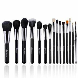pinceau maquillage professionnel brosse kabuki applicateur make up style master ebay. Black Bedroom Furniture Sets. Home Design Ideas
