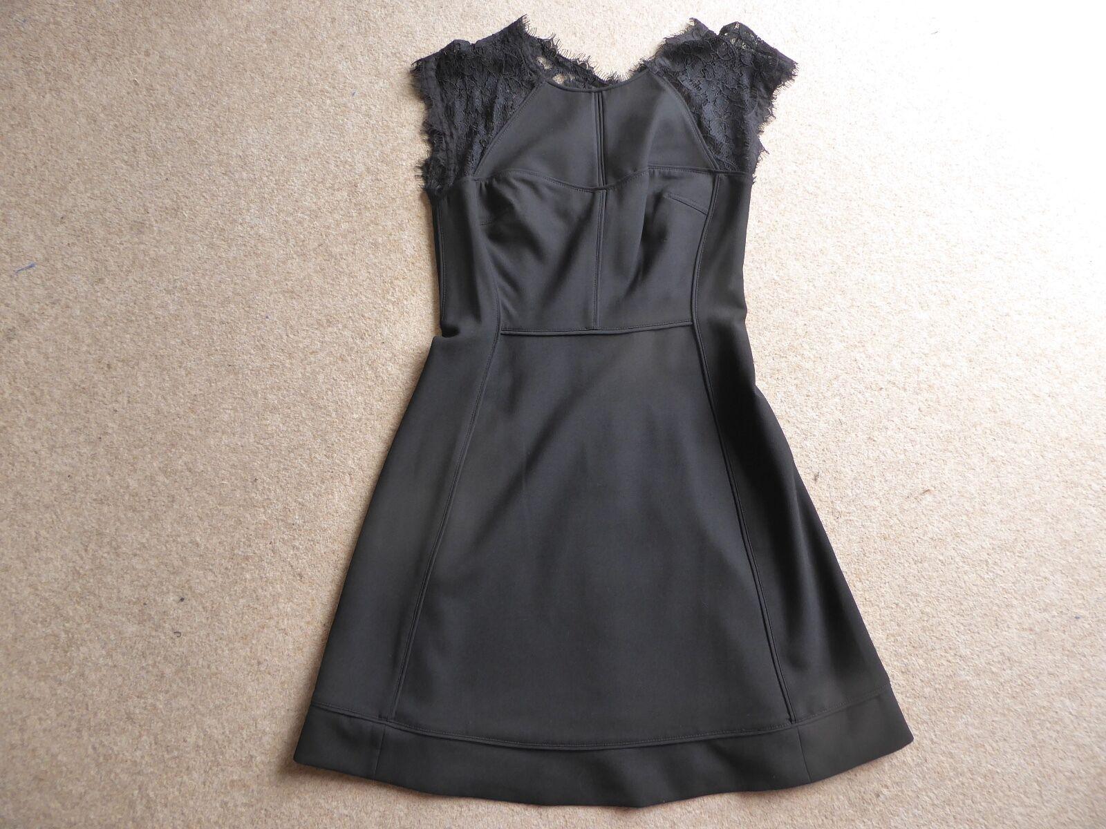 Diane Von Furstenberg DVF Maddie Dress Elena Elena Elena Vampire Diaries - Size US4 - NWT 862547