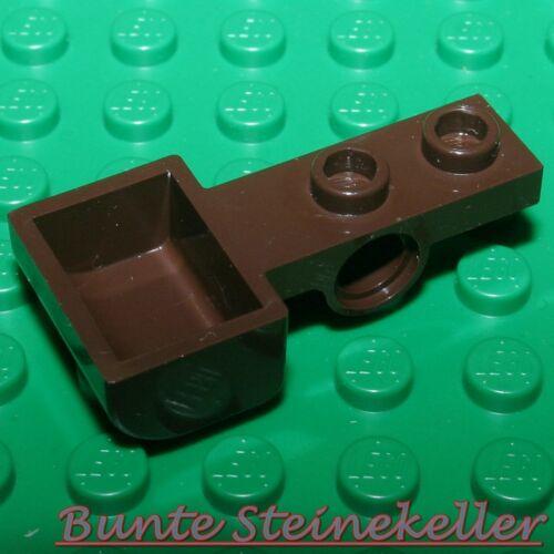 4 pièces brun foncé catapultes//Catapulte en Marron 88289 /& NOUVEAU! Bb22