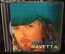 John Gould Gavetta Cd Single Promo (CDR) NM/NM 2008 3 Tracks Raro