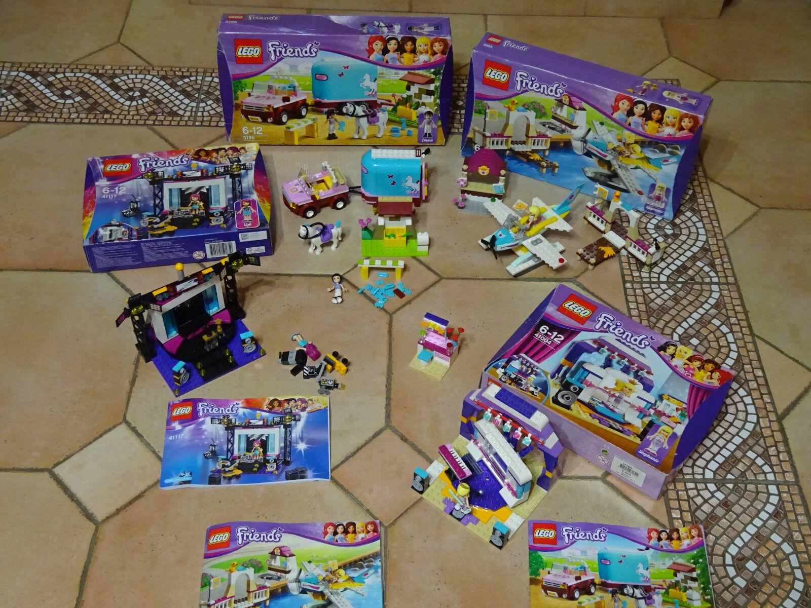 SOUPER LOT LEGO FRIENDS 318630634100441117