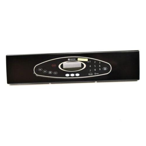 5765M440-60 Whirlpool Stove Oven Range Assy Control Panel Mew5 OEM 5765M440-60