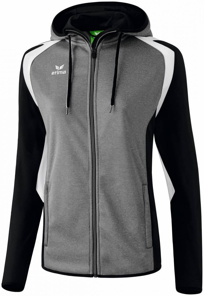 Erima Razor 2.0 Trainingsjacke mit Kapuze graumelange graumelange graumelange Damen NEU 71915 ff216d