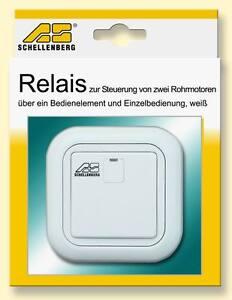 Schellenberg 24400 2fach Trennrelais Zentralsteuer F Rollladenmotor