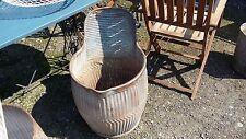Vintage Dolly Tub. Wash Tub. Great Garden Planter!