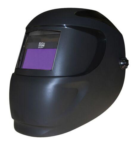 ArcOne Carrera Welding Helmet with 2500V Auto Darkening Welding Filter Black