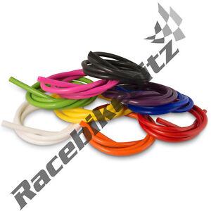 Samco-Silicona-6mm-Tubo-Elegir-Longitud-Color-Aspiradora-TURBO-DE-RADIADOR