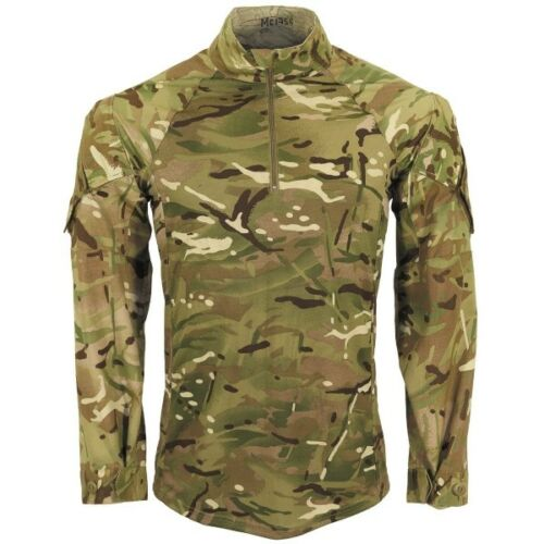 gebr. UBAC MTP tarn Brit under Armour Combat Shirt