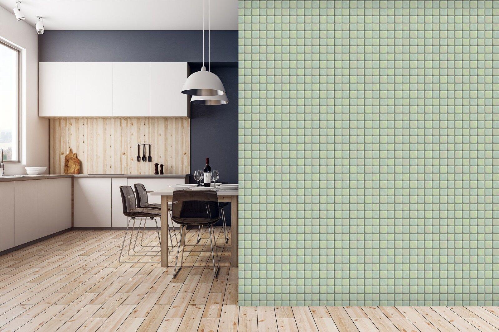 3D Cyan Stone 788 Texture Tiles Marble Wall Paper Decal Wallpaper Mural AJ AU