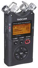 Tascam dr-40 linear-pcm/mp3 - grabador