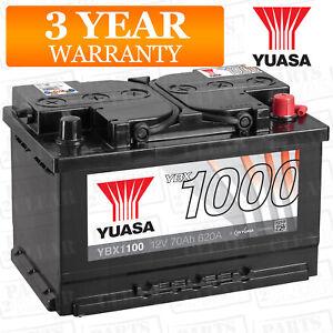 Image Is Loading Yuasa Car Battery Calcium Open Vent 620cca 70ah