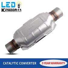 Epa Obii 25 Inletoutlet Universal Catalytic Converter Stainless Steel Weld On