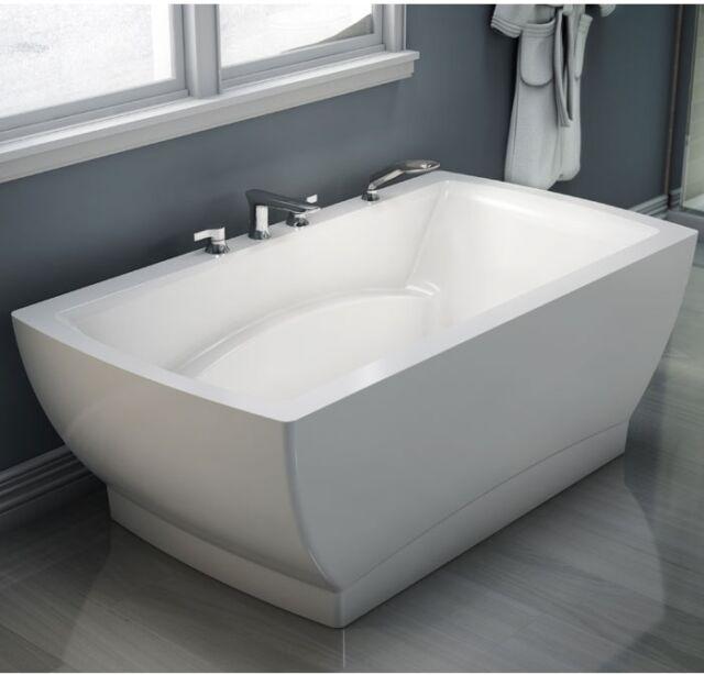 Neptune Believe Modern 36x72 Freestanding Soaker Tub BE3672F | eBay
