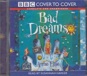 Anne-Fine-Bad-Dreams-2CD-Audio-Book-Unabridged-Susannah-Harker-FASTPOST