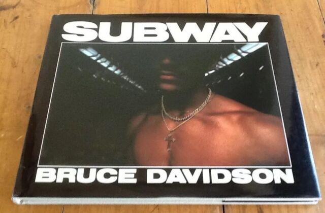 Subway 1986 Bruce Davidson 1st Edition Photography