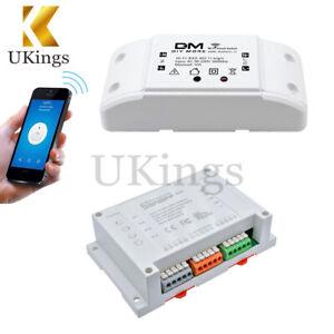 Sonoff-1-4CH-1-4-Canali-Telecomando-Wireless-Wi-Fi-Smart-Home-Interruttore-Modulo
