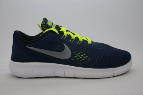GS Obsidian Youth Size 3.5Y-6Y New in Box NO Top Lid 833989 403 Nike Free RN