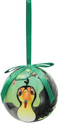 MONKEY Twinkling Treasures 3D Blinking Christmas Ornament